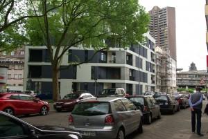 """Projekt """"Wohnhaus am Clignetplatz"""" - luxussaniert"""